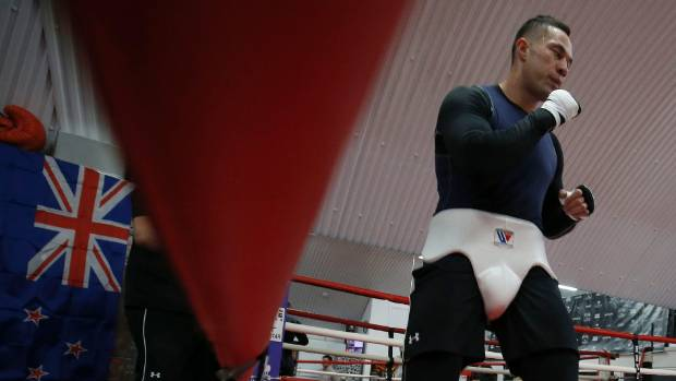 Parker vs Joshua: Joseph Parker arrives in London ahead of unification fight