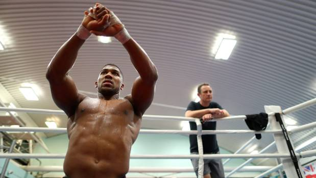 Ref appointed for Parker-Joshua unification bout