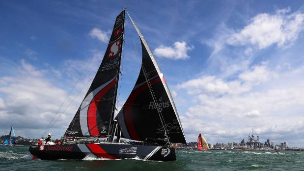 Man Falls Overboard During Leg 7 of Volvo Ocean Race