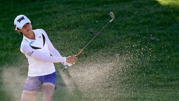 Rough start for Lydia Ko in windy Lotte Championship in Hawaii