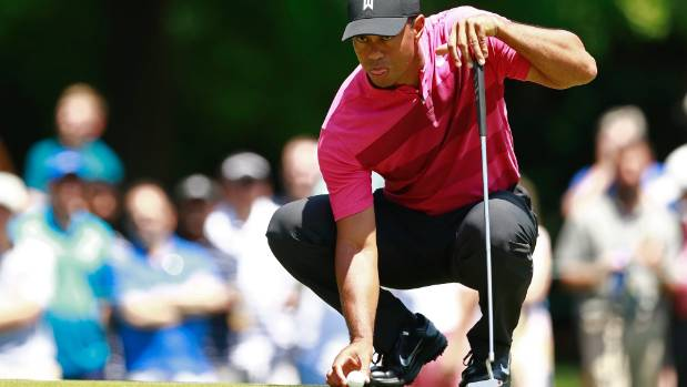 Back for more: Tiger Woods thankful for return to competitive golf
