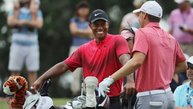 Jordan Spieth: Tiger 'certainly playing well enough' to win soon