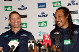 MacDonald joins Umaga at Blues