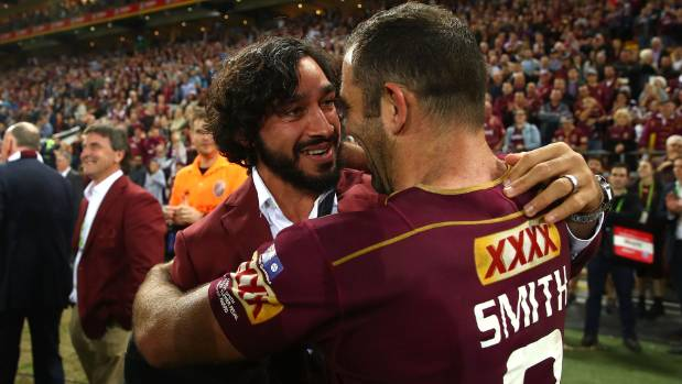 Cameron Smith makes shock Queensland and Australia representative retirement
