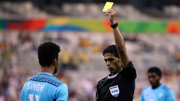 Saudi Football Federation suspend World Cup referee Fahad al-Mirdasi over bribery