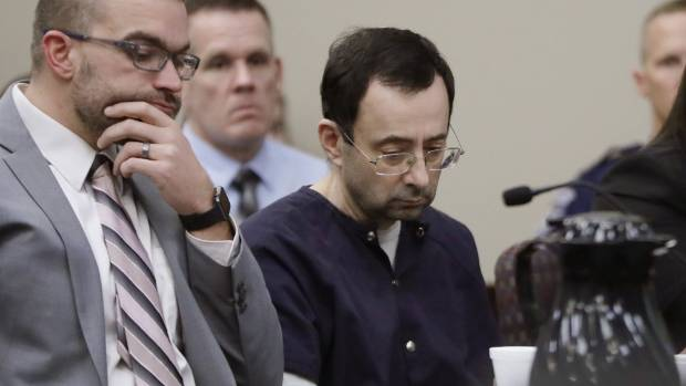Michigan State To Pay $500M To Larry Nassar Victims