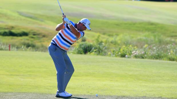 Leishman makes flying start at Byron Nelson