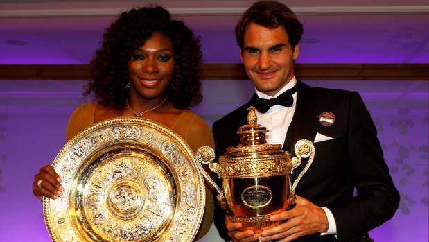 Roger Federer believes that Serena Williams is the greatest tennis player alive