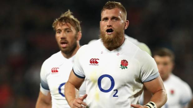 Brad Shields handed England start with Danny Cipriani on the bench