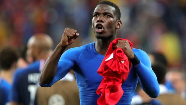 Pogba reveals personal motivation to win World Cup final