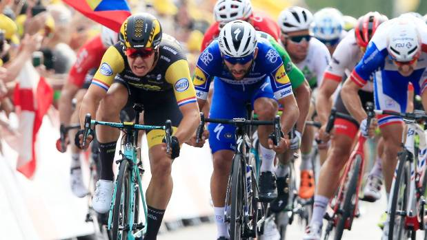 Tour de France: Stage 7 highlights