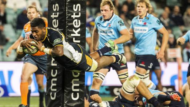 Sharks bite! Rebels bounced out of Super Rugby finals