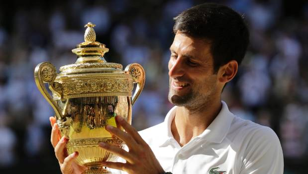 Djokovic channels Space Jam to reach Wimbledon final