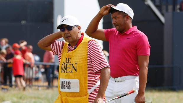 Jhonattan Vegas takes helicopter to The Open, barely makes his tee time