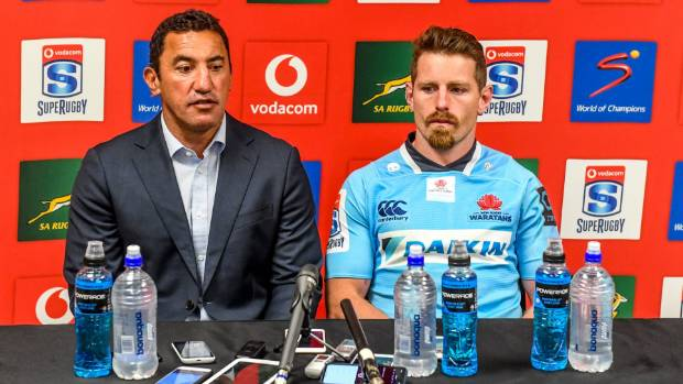 Super Rugby NSW Waratahs re-sign Daryl Gibson add Chris Whitaker