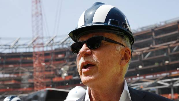 Arsenal supporters' trust slams 'dreadful' takeover bid from billionaire Stan Kroenke