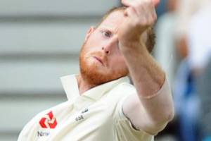 Stokes flops on return to test cricket