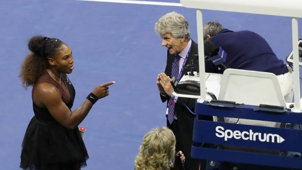 Australian newspaper insists controversial Serena Williams cartoon is not racist