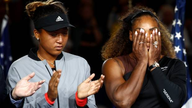 Serena Williams denies coach's claim of signal during US Open final