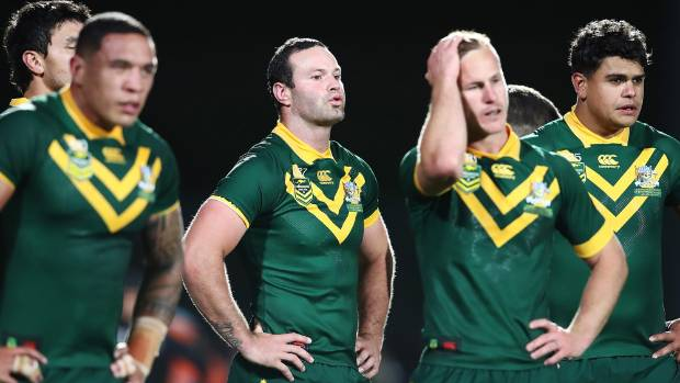 Kangaroos' new era marred by shock NZ loss