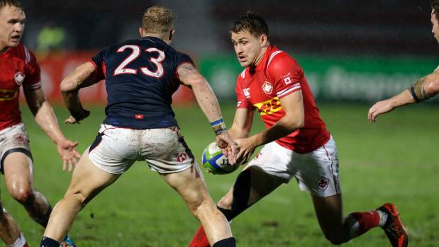 Canada beats Hong Kong to qualify for 2019 Rugby World Cup