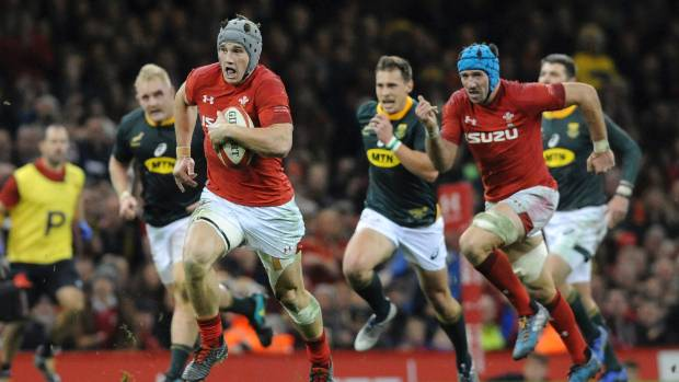 Wales claim another win over Boks