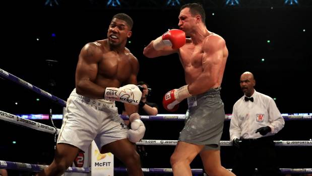 Klitschko May Return To Face Whyte At Wembley