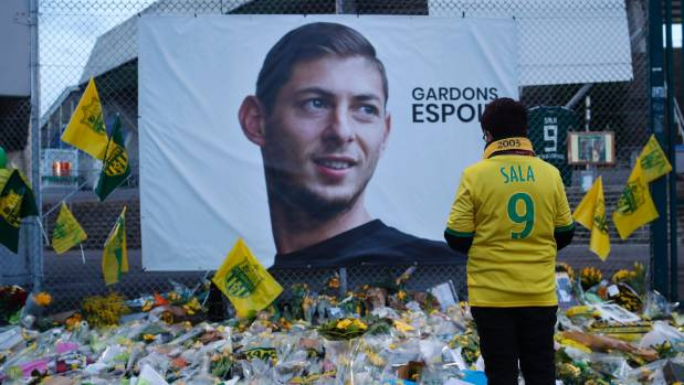 Emiliano Sala: family of missing pilot launch fundraiser to continue search